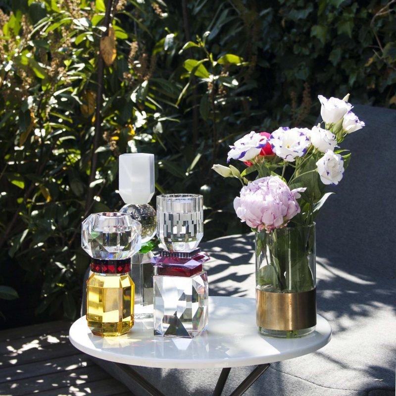 lifestyle image candleholders