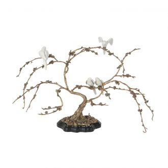 product image bird tree white