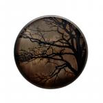 Tree Driftwood Tray Round, Large