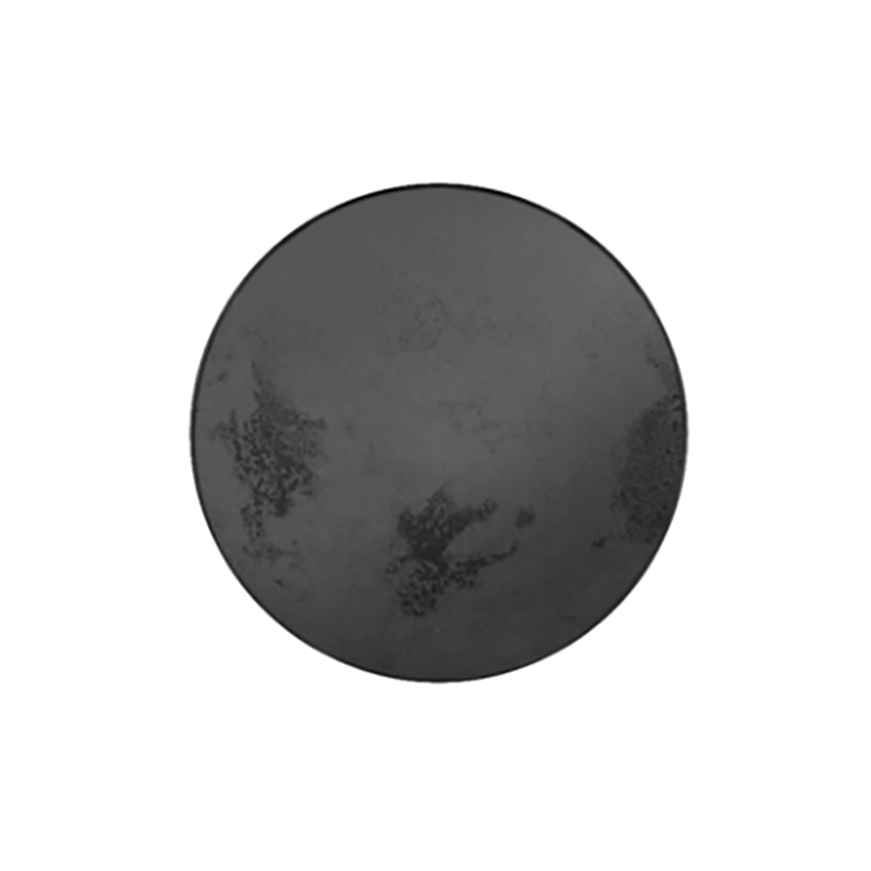 Charcoal Heavy Aged Mirror