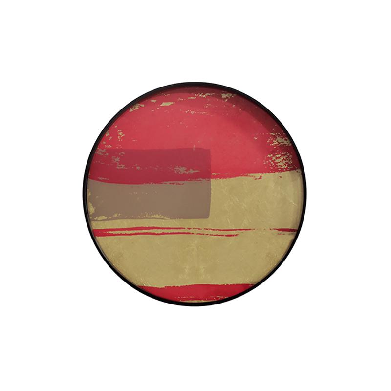 Raspberry Abstract