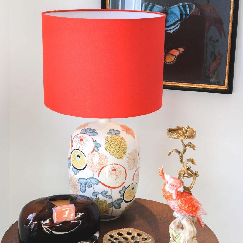 lifestyle image flome lamp
