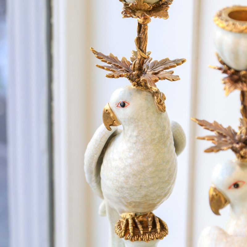 detail image candelholder