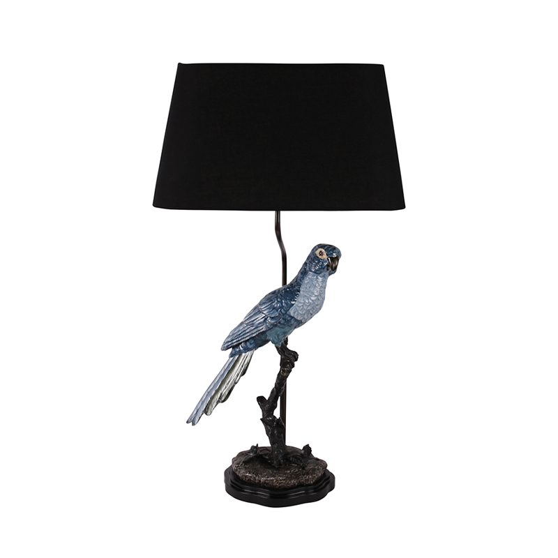 image parrot lamp