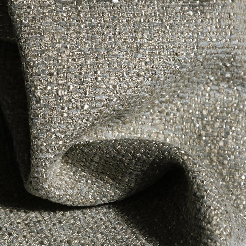 Domingo Woven Fabric, Buff