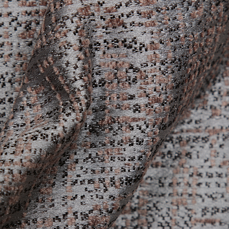 Charles Woven Fabric, Pebble Grey