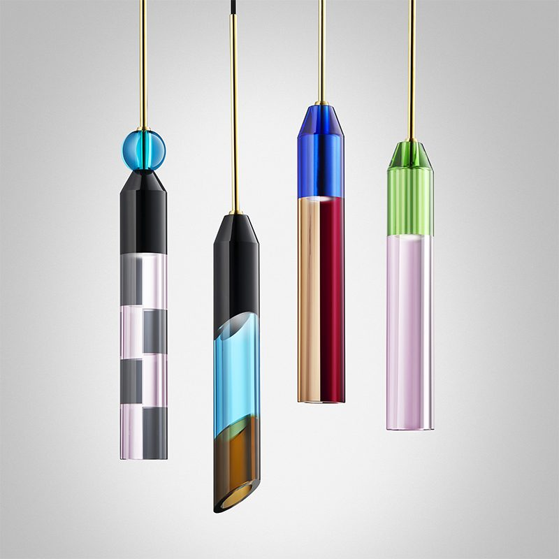 lifestyle image carnival lamps