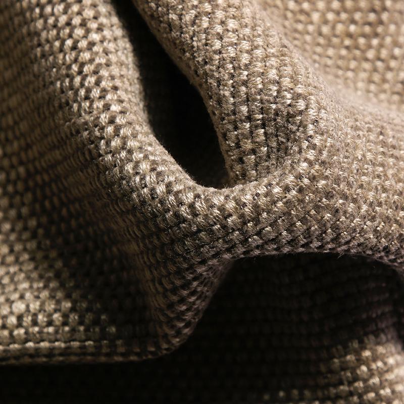 Viso Woven Fabric, Pebble