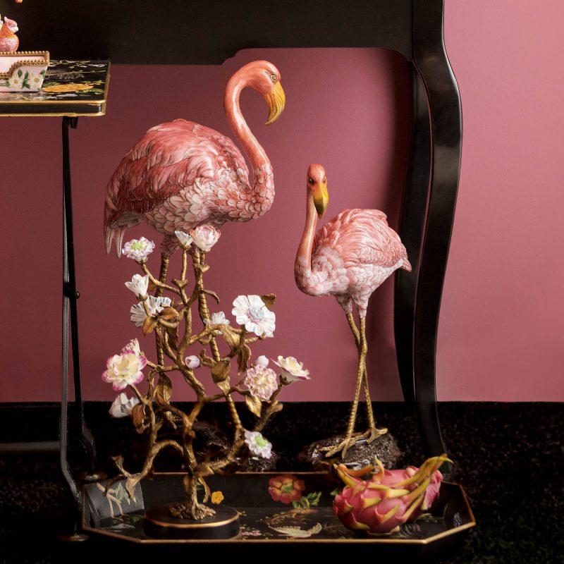 lifestyle image flamingo