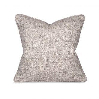 Neutral Wool Cushion