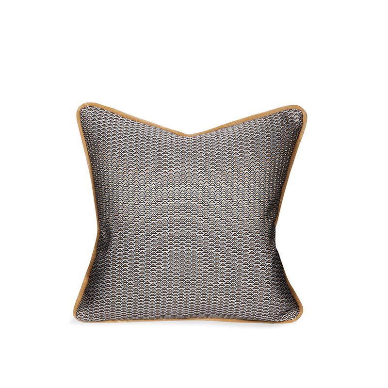 Reversible Neutral & Primrose Cushion