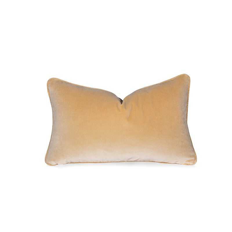 Reversible Green & Primrose Cushion