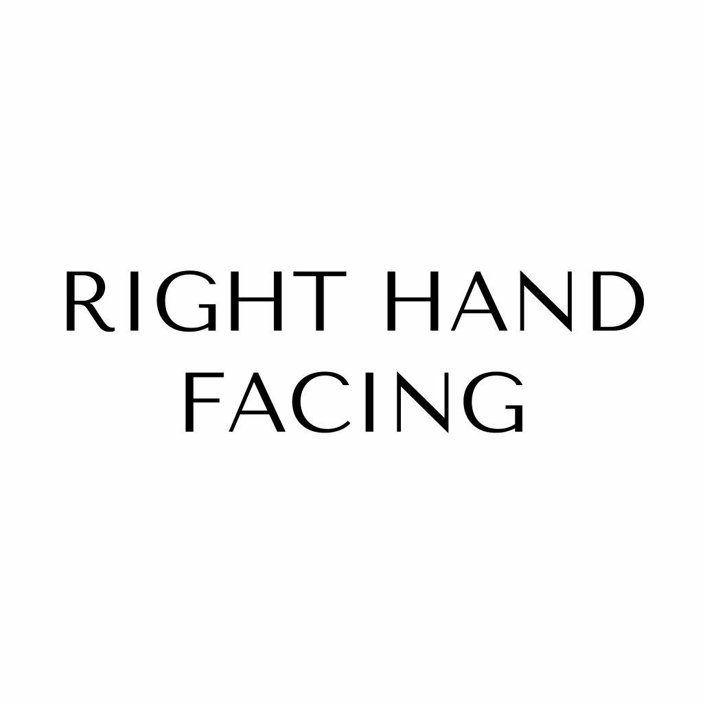 Right Hand Facing