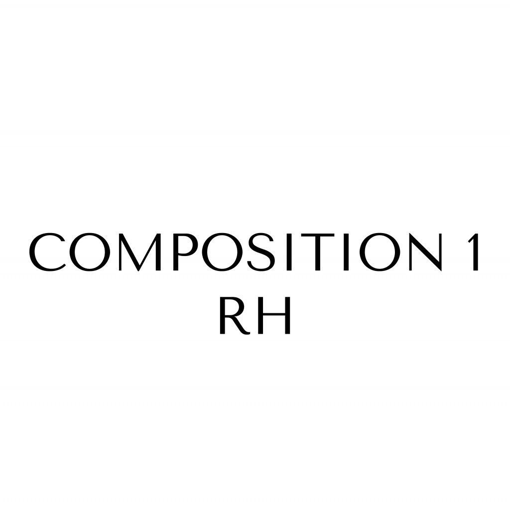 Composition 1 RH